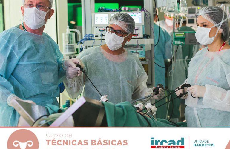 Técnicas básicas en endoscopia ginecológica – Brasil – Octubre 2017