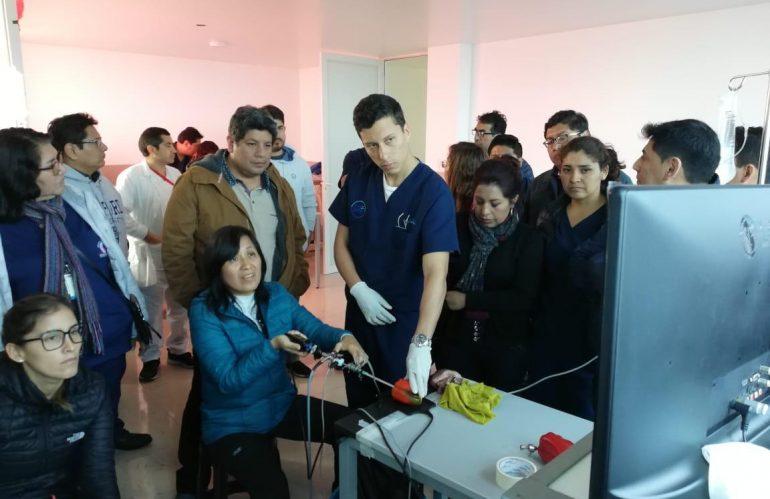 Curso Histeroscopia- Diplomado Cirugía Endoscópica, Lima, Perú. 6 y 7 de Septiembre 2019
