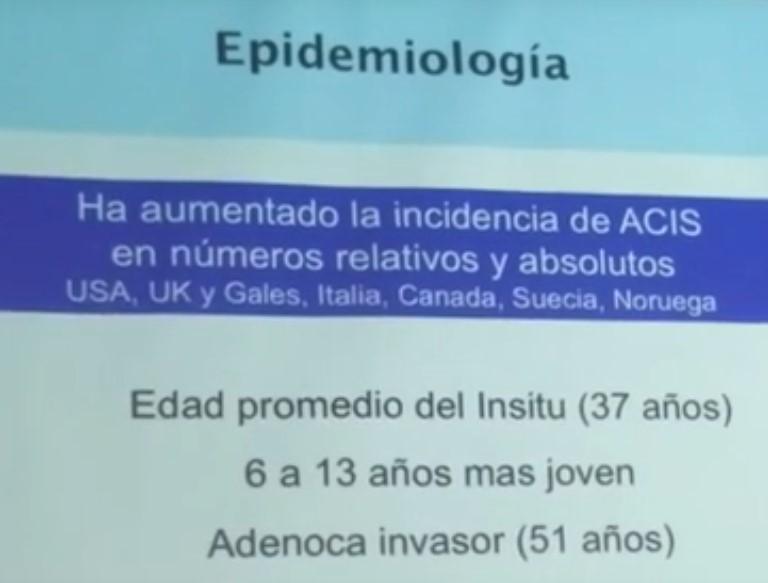 Manejo de anormalidades glandulares